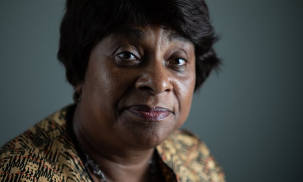 Martyr's mother: Black Baroness Doreen Lawrence