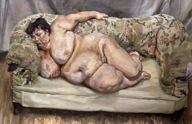 The ugly art of Jewish painter Lucian Freud