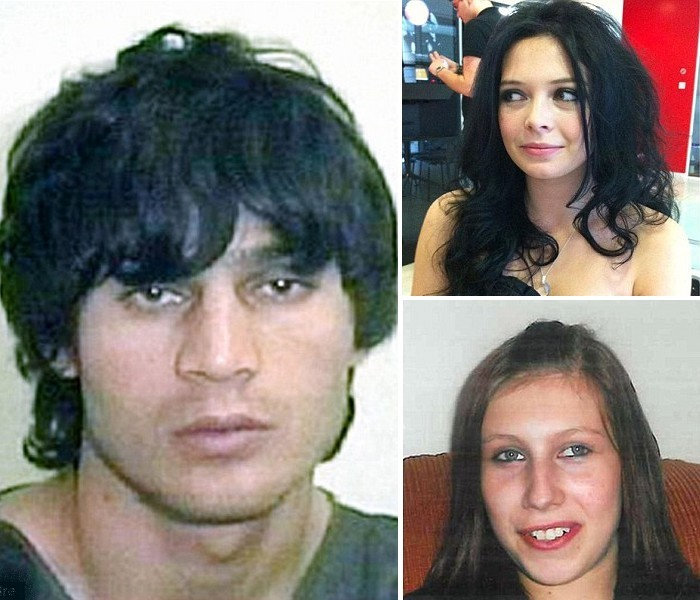 The take-no-nonsense Afghan Ahmad Otak and his two White victims