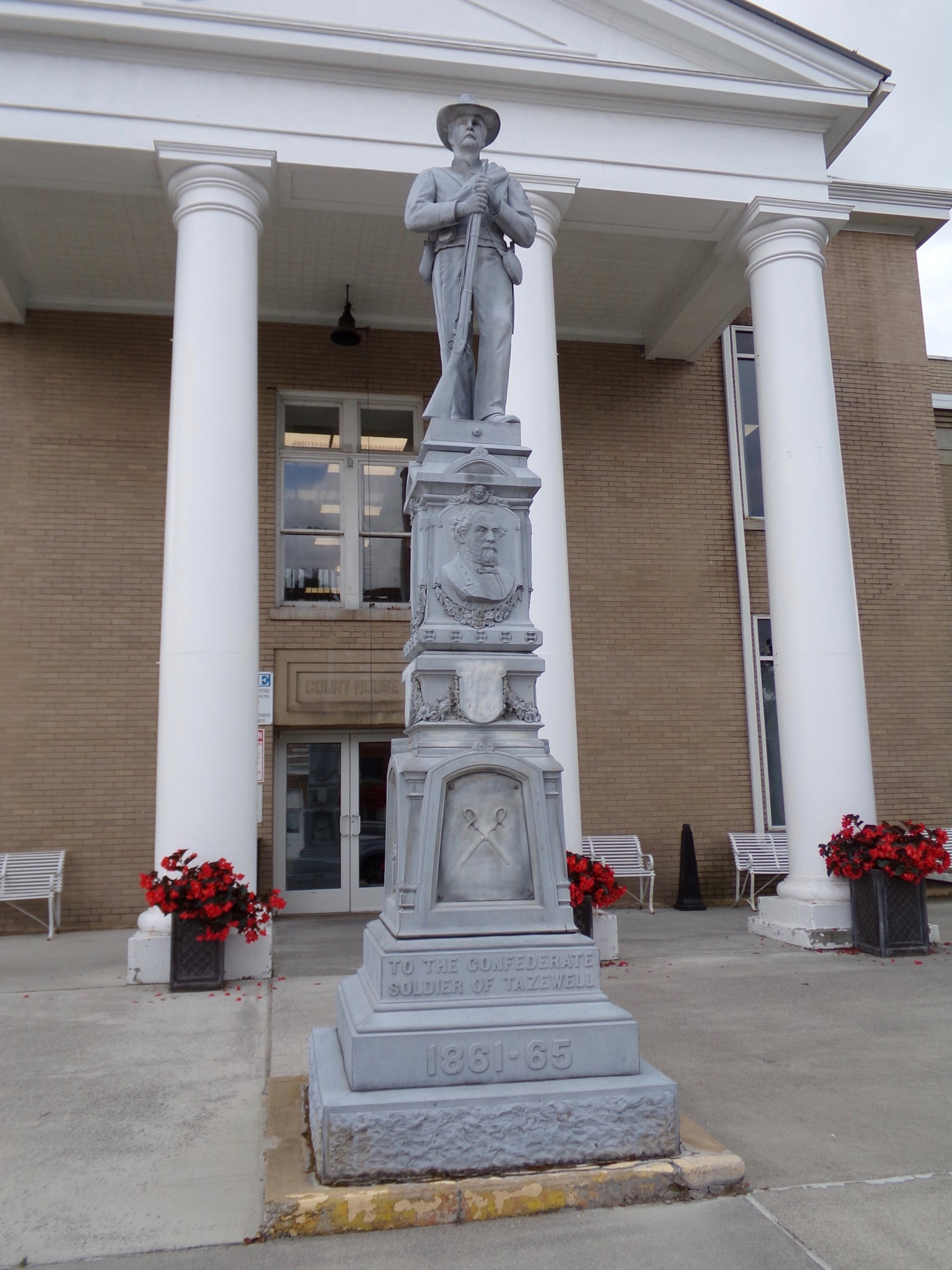 Tazewell Confederate Monument